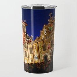 Nighttime religious celebrations Travel Mug