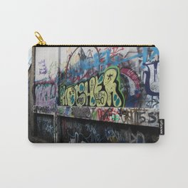 Hare Row - Graffiti  Carry-All Pouch