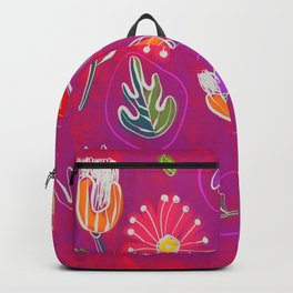 FLOWER RAIN Backpack