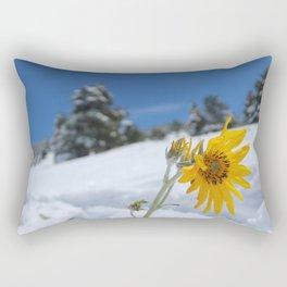 Montana Spring Rectangular Pillow