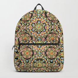 Flower Crown Bohemian Backpack