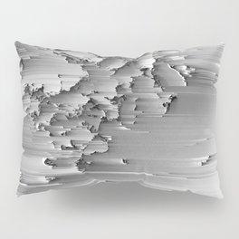 Japanese Glitch Art No.2 Pillow Sham