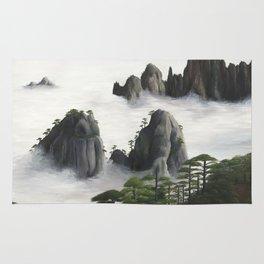 Huángshān (Yellow Mountains) Rug