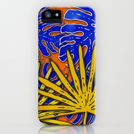 Rumble in the Jungle iPhone Case