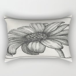 flowers in spring Rectangular Pillow