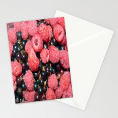Summer Fruits Stationery Cards