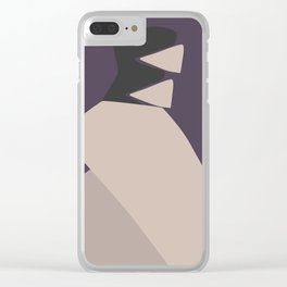 Fashion Designer Icons: Viktor & Rolf Smooth Clear iPhone Case