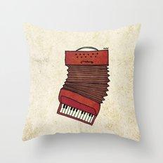 Accordion Throw Pillow