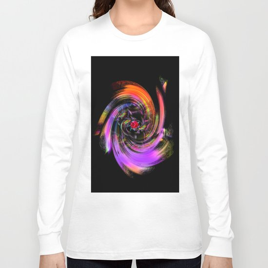 Flowers magic roses 7 Long Sleeve T-shirt