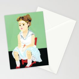 Song of ice cream Stationery Cards