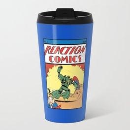 Reaction Comics Travel Mug