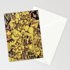 Bodily Eliminations Stationery Cards