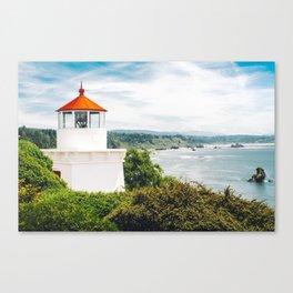 Eureka Lighthouse Canvas Print