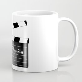 Our Family Clapperboard Coffee Mug