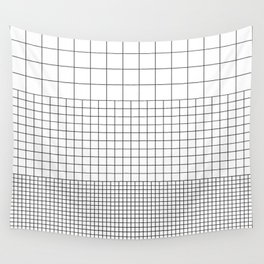 3 Grids Wall Tapestry