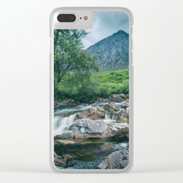 The Great Herdsman III Clear iPhone Case