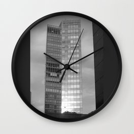 Low Flying Birds Wall Clock