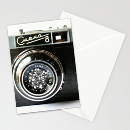 Old Spparatus I Old camera I Smena 8 I Magic picture I Photography I Art print  Stationery Cards