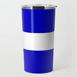 EMS: The Thin White Line Travel Mug