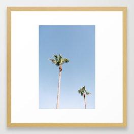 Palm's Up Framed Art Print
