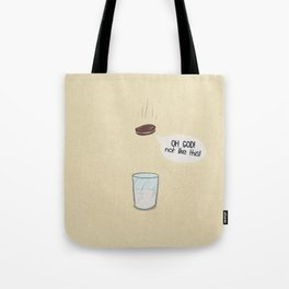a biscuit's journey Tote Bag
