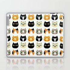Lucky Kitties Laptop & iPad Skin