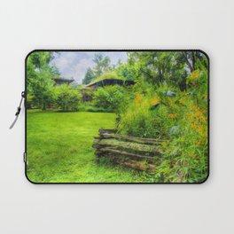 Bernheim Forest Visitor Center Laptop Sleeve