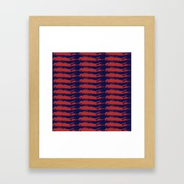 LAYERS OF Long Island Framed Art Print