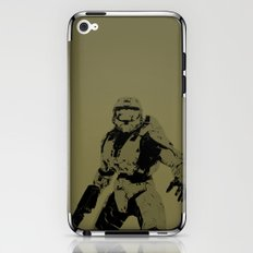 Master Chief iPhone & iPod Skin