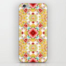 Fiesta Sunburst iPhone Skin