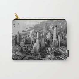 Historic Manhattan 1931 Carry-All Pouch