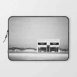 Marfa in the Wind Laptop Sleeve