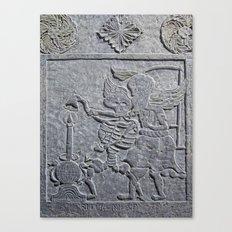 TEMPUS ERAT Canvas Print