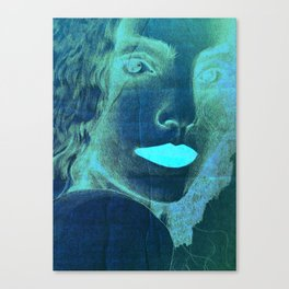 Yael the warrier of peace Canvas Print