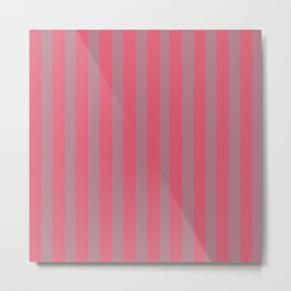 Timeless Stripes #33 Metal Print
