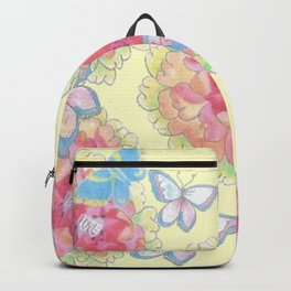 Butterfly Love Backpack