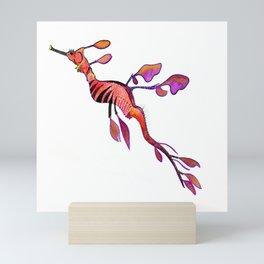 Sea Dragon Mini Art Print