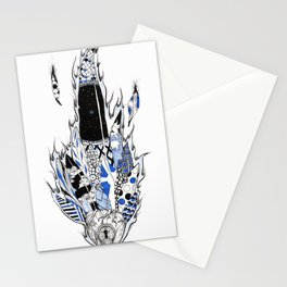 Mysteries of the Heart Stationery Cards