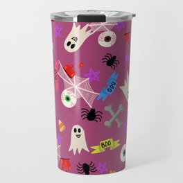 Maybe you're haunted #3 Travel Mug