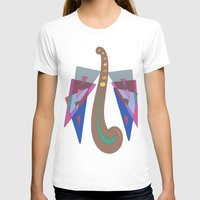 dragonfly T-shirts featuring DragonFly by SaraLaMotheArt