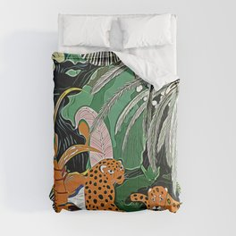In the mighty jungle Comforters
