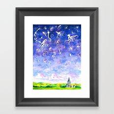 Midwest dreams #2 Framed Art Print