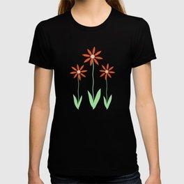 Playful Plaid and Polka Dots T-shirt