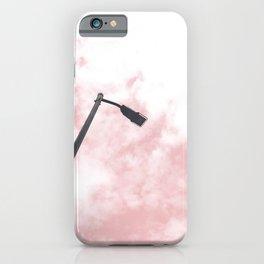 Blush Sky Clouds iPhone Case