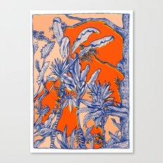 Plants again Canvas Print