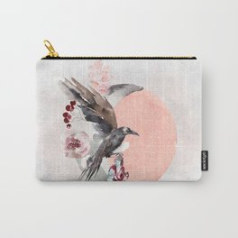 Visions Of Crystal Eyed Ravens Carry-All Pouch