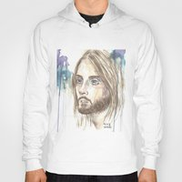 jared leto Hoodies featuring Leto by SirScm