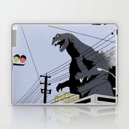 Godzilla, Mothra and King Ghidorah: Giant Monsters All-Out Attack Laptop & iPad Skin