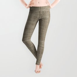 Gunny cloth Leggings