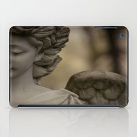 religious iPad Cases featuring Angel by Maria Heyens